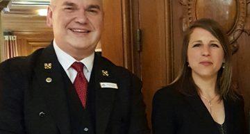 Christelle Pitrel & Denis Pirouelle