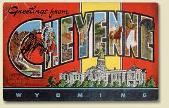 Destination Spotlight #68: Cheyenne