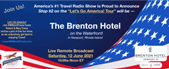 Let's Go America! Tour | Stop #2 – Newport, Rhode Island @ The Brenton Hotel