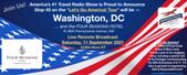 Let's Go America! Tour | Stop #5 – Washington, DC @ Four Seasons Hotel